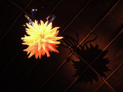 Chihuly glass art DBG Phoenix 4.09