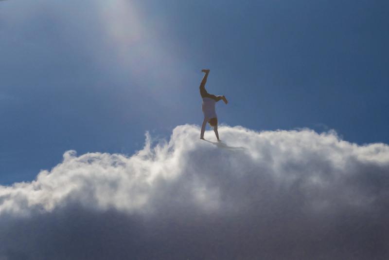 Cloud Cartwheel