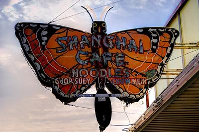 Shanghai Cafe, Centralia, WA