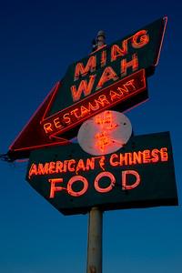 Ming Wah  Spokane, Washington