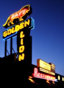 Ray's Golden Lion  Richland, WA