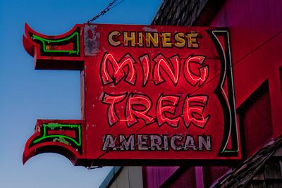Ming Tree Cafe, Shelton, WA