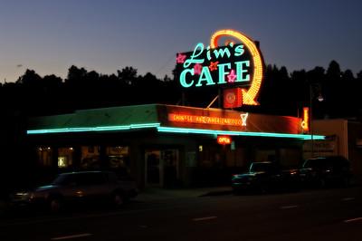 Lim's Cafe Redding, CA