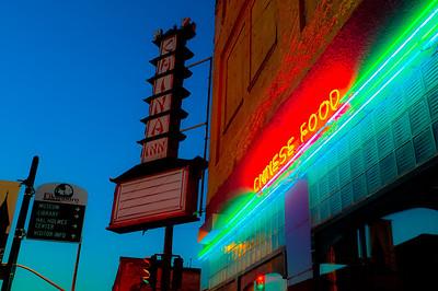 China Inn, Ellensburg, WA