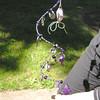 Custom order art charm braclet, theme: Hecate.