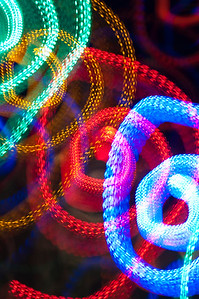 09 Christmas Light Art 2011