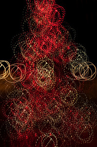 22 Christmas Light Art 2011