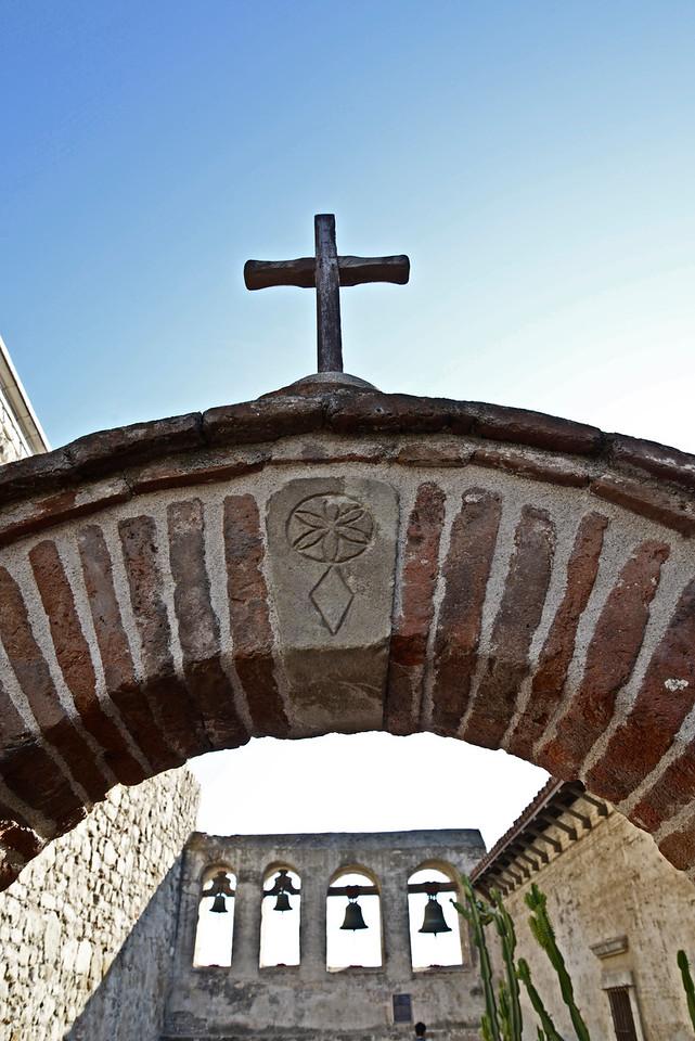 Mission Bells of San Juan Capistrano, California
