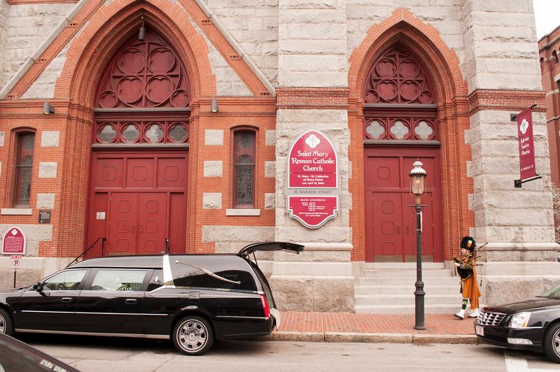 Saint Mary's Charlestown