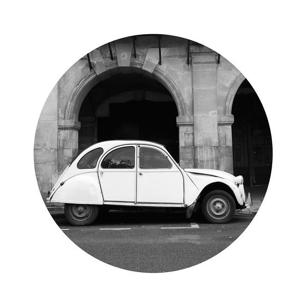 Citroën, Place des Vosges
