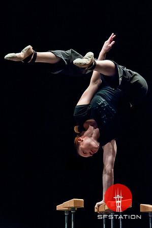 Cirque du Soleil's Quidam