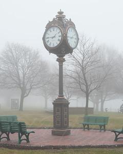 Seth Thomas clock in St clair michigan