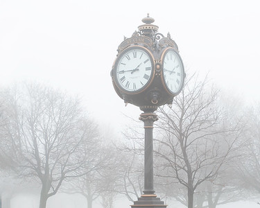 St.Clair Riverside Park Palmer Park   Seth Thomas clock in St clair michigan