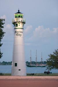 Marine City  Dennis Sullivan Tall Ship