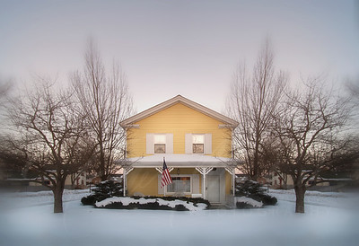 Historic Homes of St.Clair  Yellow House