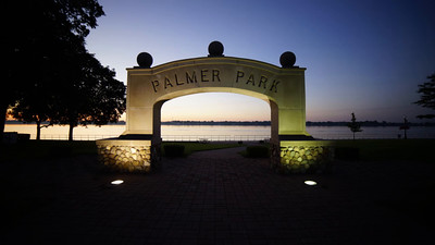 Sunrise at  Palmer Park St.Clair Pure Michigan Video Time Lapse