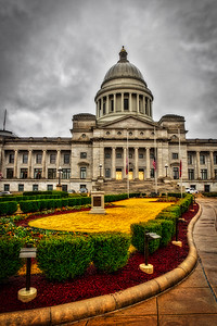 The Capitol of Arkansas