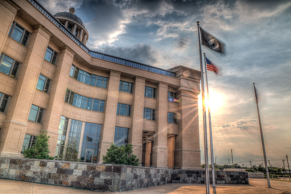 Rockwall County Seat
