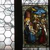 window in the Merode Room