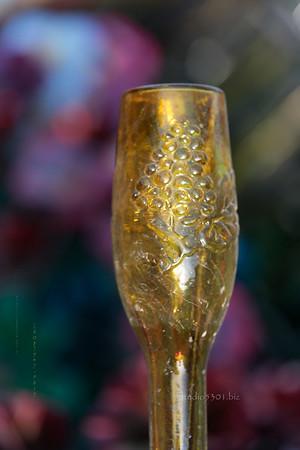 gold goblet