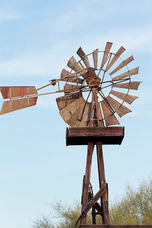 Windmill;cave creek
