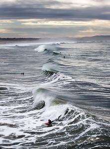 Pismo Beach, California December 13'