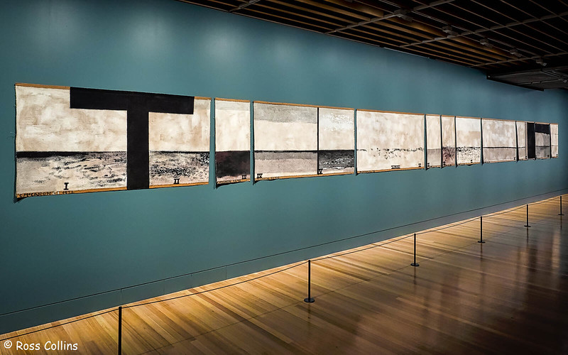 Colin McCahon at Te Papa, 5 June 2020