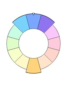 colours texture