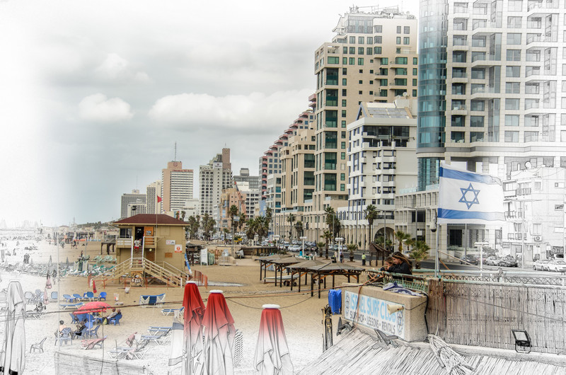 Embankment, Tel Aviv