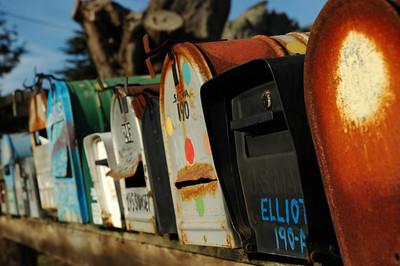 san fran mail boxes