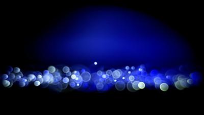 """Blue Orb"" Image # CE41"