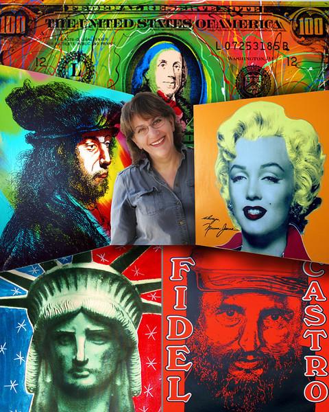 Buy...... Steve Kaufman Art