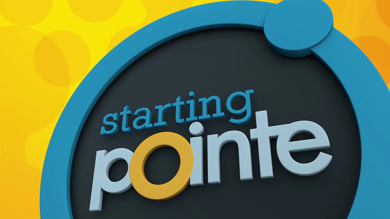Starting Pointe Logo Loop