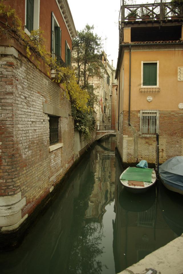 Venice on a Gloomy Day