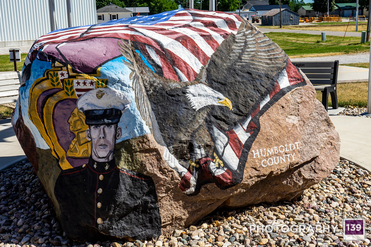 Humboldt County Freedom Rock