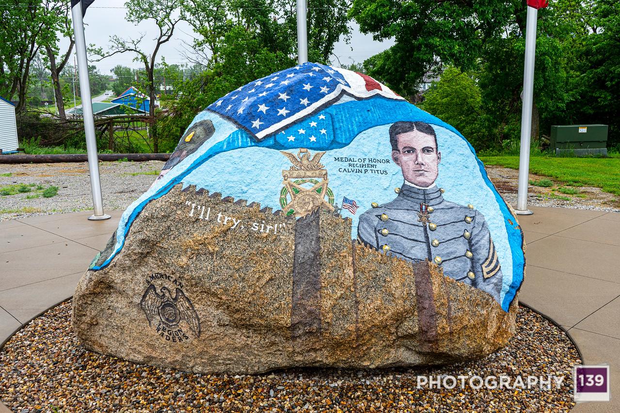 Benton County Freedom Rock