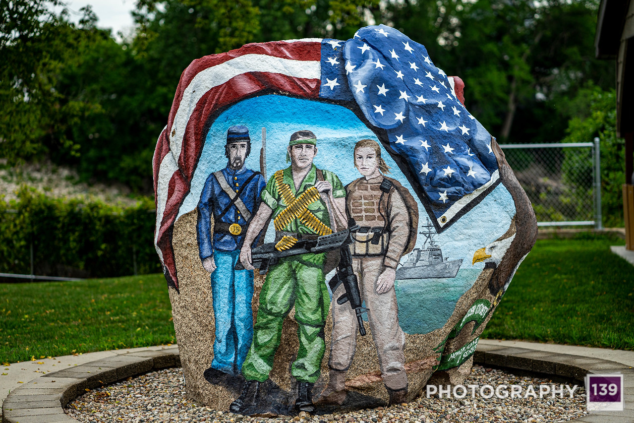 Butler County Freedom Rock