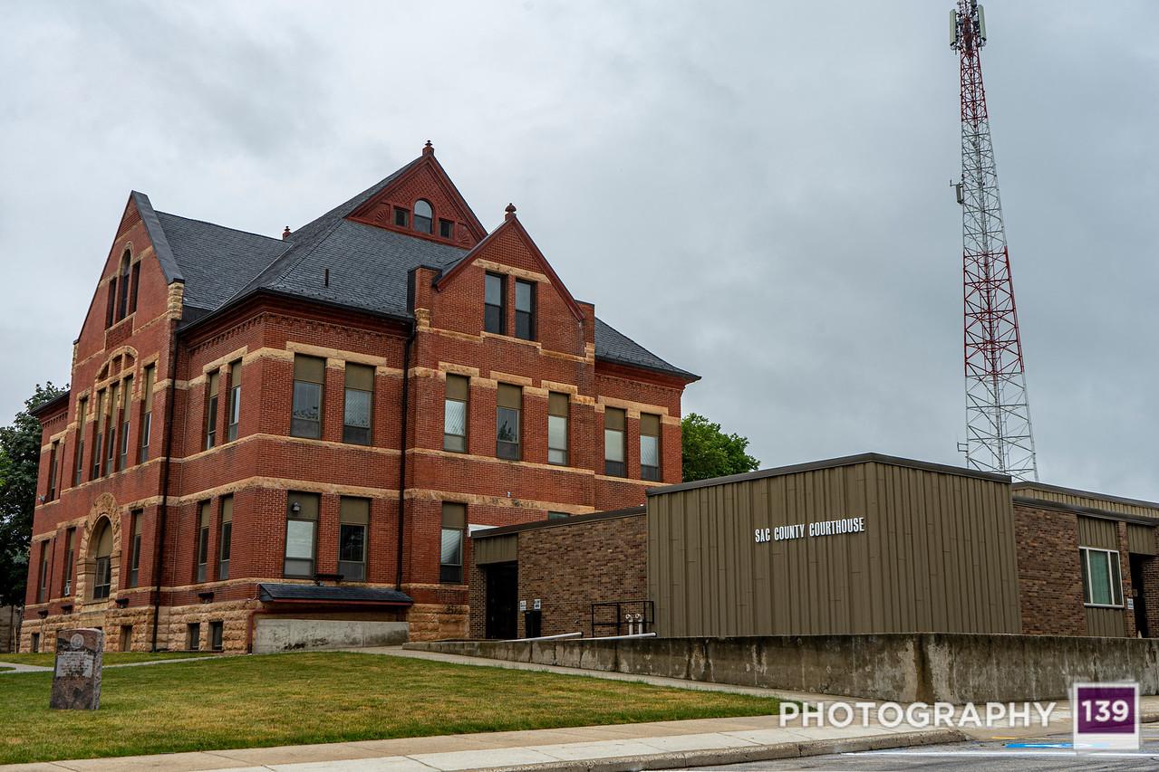 Sac County Courthouse