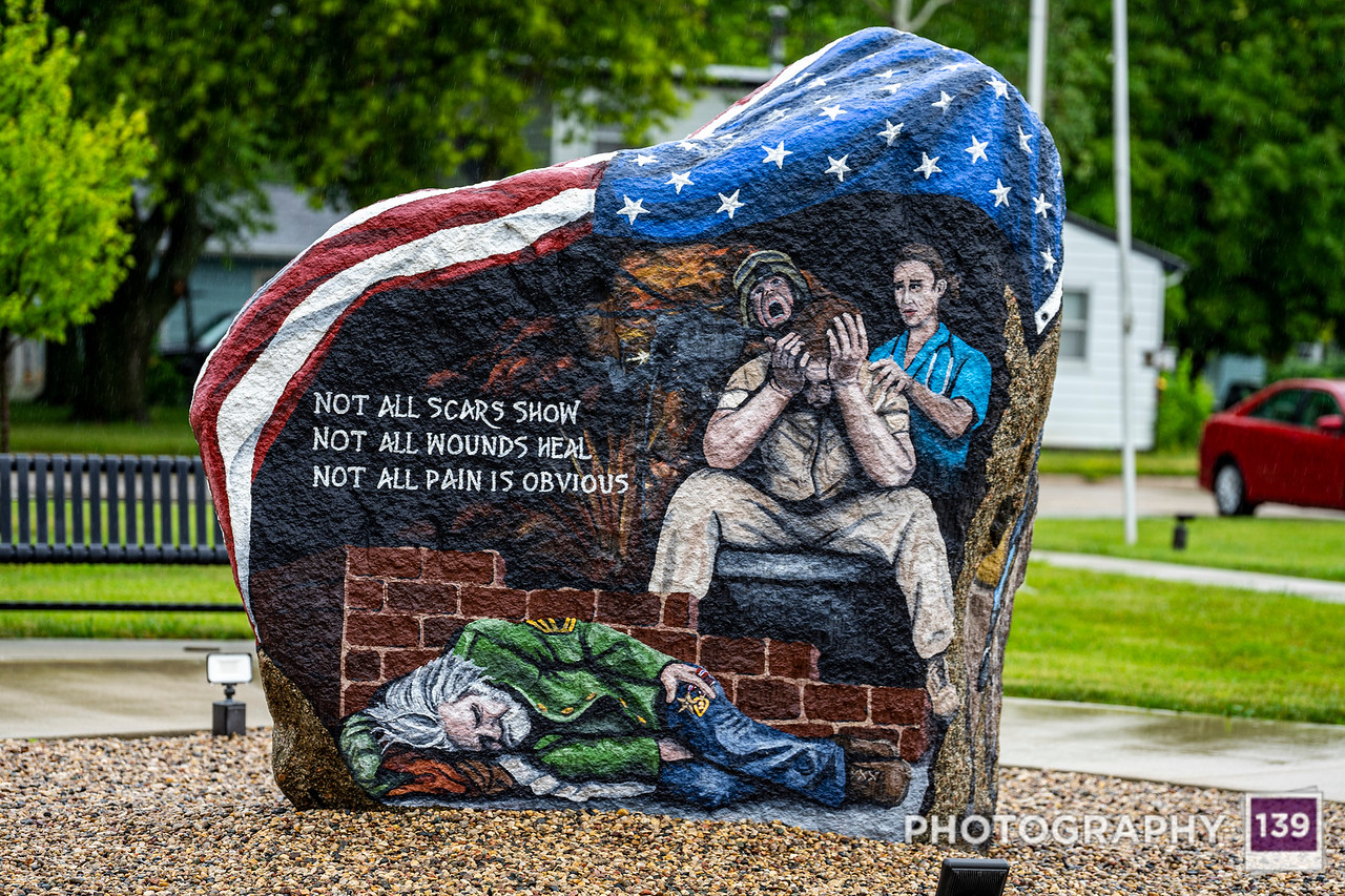 Webster County Freedom Rock