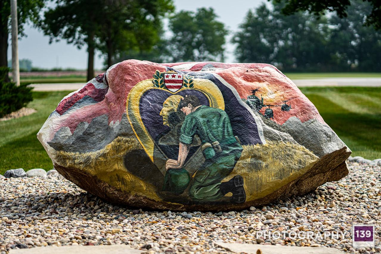 Pocahontas County Freedom Rock