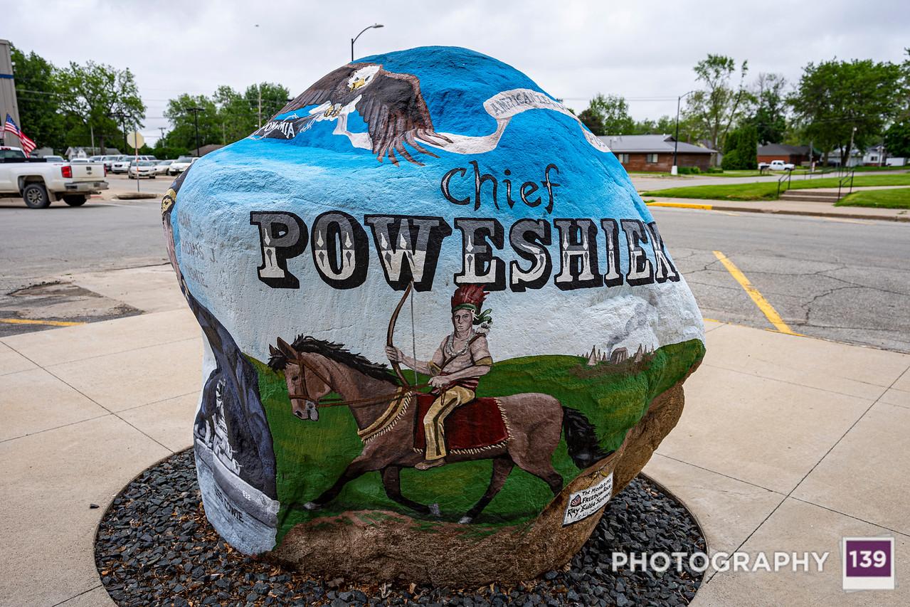 Poweshiek County Freedom Rock