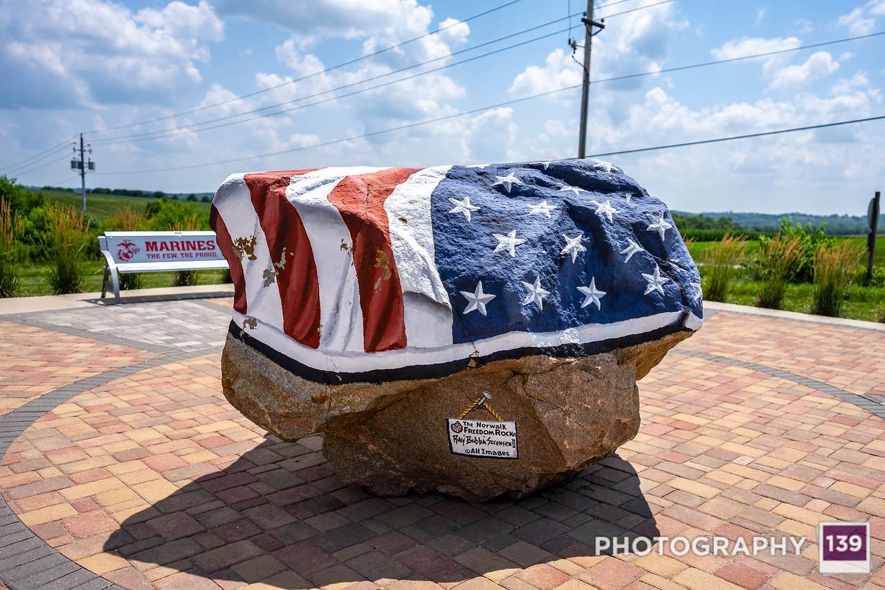 Warren County Freedom Rock