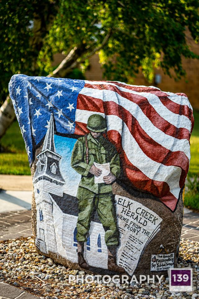 Worth County Freedom Rock