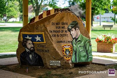 Fremont County Freedom Rock
