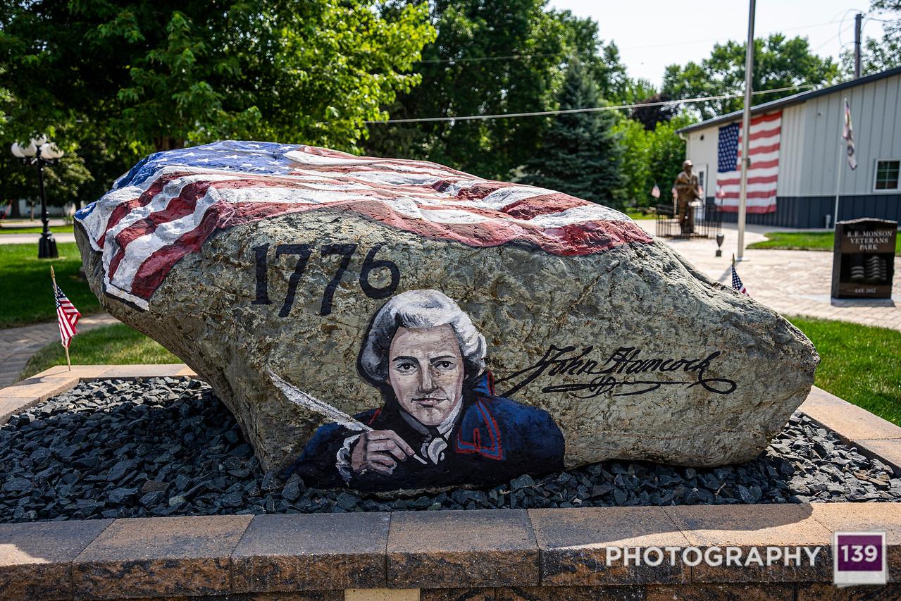 Hancock County Freedom Rock