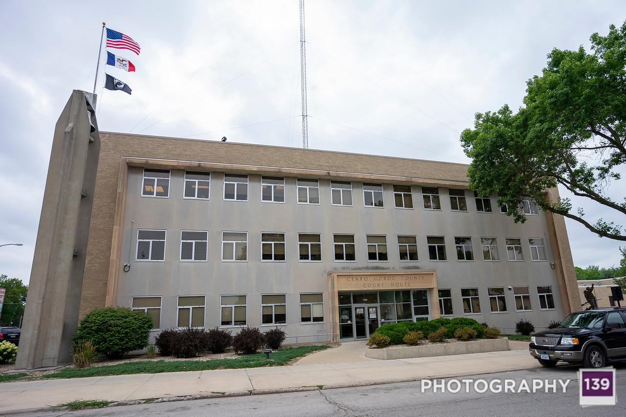 Cerro Gordo County Courthouse