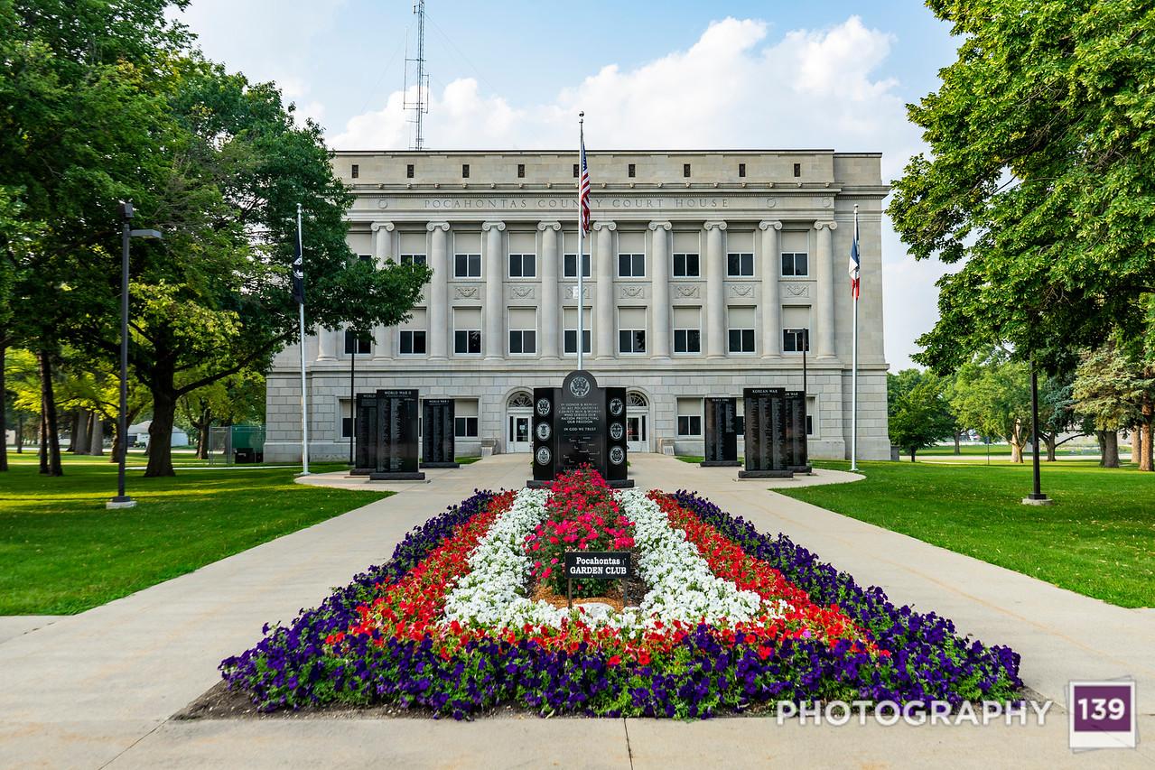 Pocahontas County Courthouse
