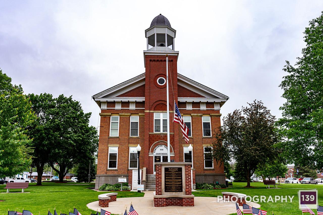 Poweshiek County Courthhouse