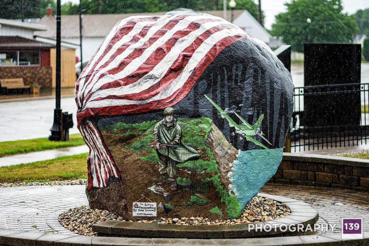 Hardin County Freedom Rock