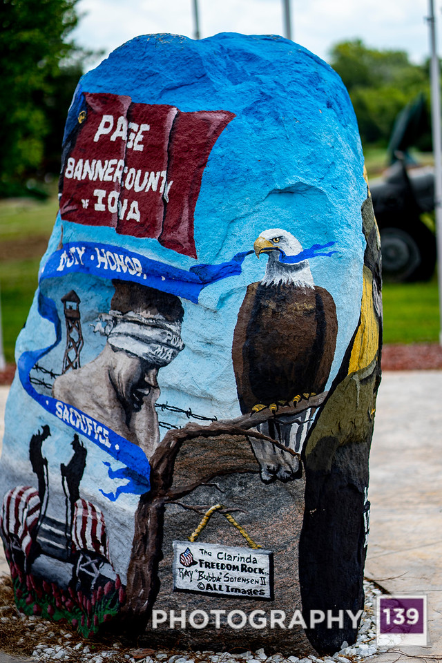 Page County Freedom Rock